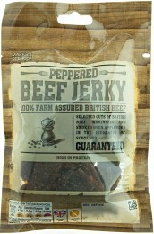 Marks & Spencer Sušené kořeněné hovězí maso s černým pepřem