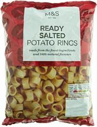 Marks & Spencer Solený bramborový snack