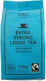 Marks & Spencer Extra silný sypaný čaj