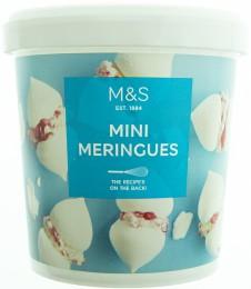 Marks & Spencer Mini sněhové pusinky 16ks