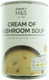 Marks & Spencer Krémová žampiónová polévka