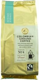 Marks & Spencer Středně pražená mletá kolumbijská káva (100% Arabica)