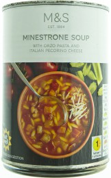 Marks & Spencer Polévka Minestrone