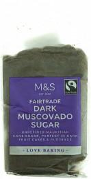 Marks & Spencer Nerafinovaný tmavý třtinový cukr Muscovado