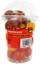 La Parcela Rajčata cherry mix, shaker