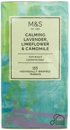 Marks & Spencer Bylinná čajová směs z levandule, lipových květů a heřmánku