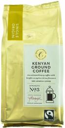 Marks & Spencer Středně pražená mletá keňská káva (100% Arabica)