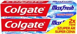 Colgate Max Fresh zubní pasta s chladivými krystalky 2x75ml