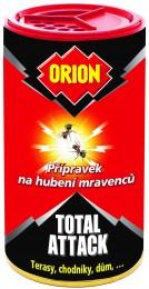 Orion total attack přípravek proti mravencům