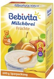 Bebivita Mléčná kaše ovocná
