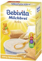 Bebivita Mléčná kaše sušenková