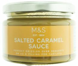 Marks & Spencer Karamelová omáčka s máslem a mořskou solí