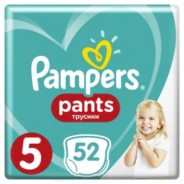 Pampers Pants (velikost 5) 56 ks