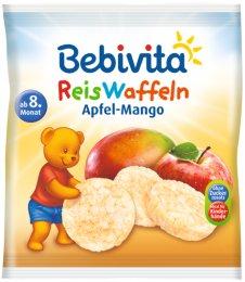 Bebivita Rýžové oplatky Jablko-mango