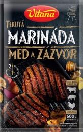 Vitana Tekutá marináda Med a zázvor