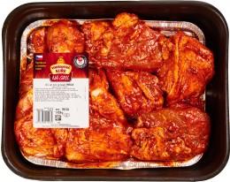 Gril set kuře Barbeque (dodavatel Vodňanské kuře)