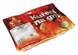Kuřecí prsní řízek na gril Rozmarýn (dodavatel Vodňanské kuře)