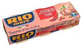 Rio Mare tuňák s italským chilli 3x80g,