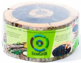 EcoGrill jednorázový gril, velikost M, průměr 18cm, 1ks