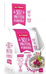 Nutrend Protein porridge malinová kaše 5x50g