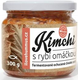 I love Hummus Kimchi s rybí omáčkou