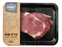 Rib eye steak vysoký roštěnec