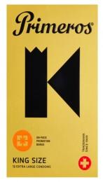Primeros KING SIZE kondomy 12 ks