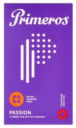 Primeros PASSION kondomy 12 ks
