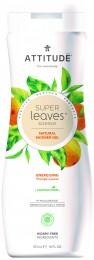 Attitude Super leaves přírodní tělové mýdlo s detoxikačním účinkem - pomerančové listy