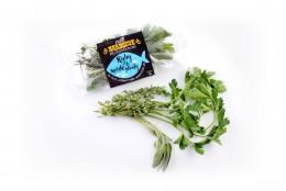 Titbit BBQ směs bylinek na ryby a mořské plody (šalvěj, citronový tymián a listová petržel), sáček