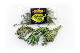 Titbit BBQ směs bylinek na zeleninu a sýry (saturejka, estragon, tymián), sáček