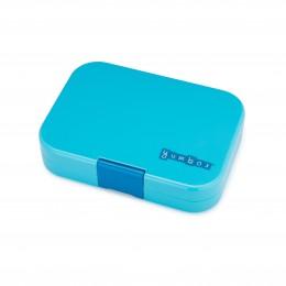 Yumbox Svačinová krabička Classic pomněnkově modrá