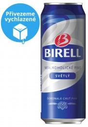 Birell CHLAZENÝ Nealkoholické světlé pivo plech