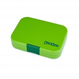 Yumbox Svačinová krabička Classic limetkově zelená