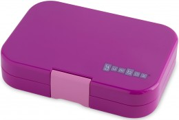 Yumbox Svačinová krabička Classic purpurová