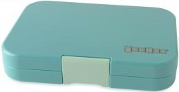Yumbox Svačinová krabička Tapas peprmintově modrá