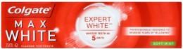 Colgate Max White Expert White Soft Mint zubní pasta