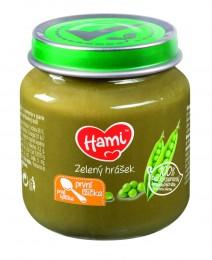 Hami příkrm Zelený hrášek