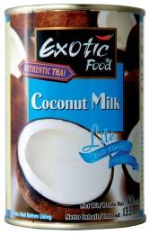 Exotic Food Kokosové mléko Lite