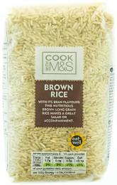 Marks & Spencer Hnědá dlouhozrnná rýže