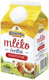 Krajanka Čerstvé mléko plnotučné 3,5%