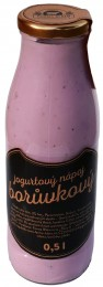 Farma Bláto Jogurtový nápoj borůvkový