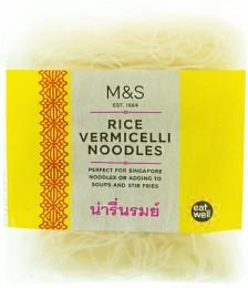 Marks & Spencer Vermicelli rýžové nudle tenké