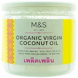 Marks & Spencer Panenský kokosový olej bio