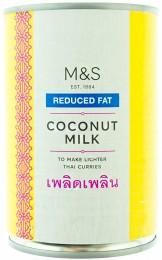 Marks & Spencer Kokosové mléko se sníženým obsahem tuku