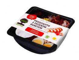 Ugo salát Prosciutto s pečeným kuřetem