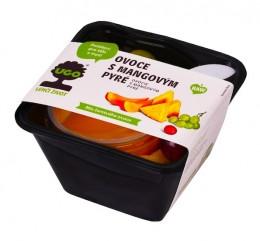 Ugo Směs ovoce s mangovým pyré