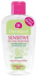 Dermacol Sensitive neparfémovaný odličovač na citlivé oči