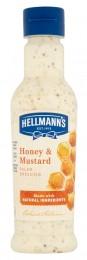 Hellmann's Salátový dressing Med a Hořčice