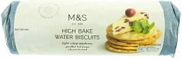 Marks & Spencer Dietní slané pšeničné sušenky